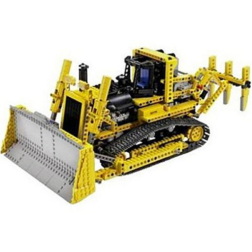 RC Motorized a Lego | Me & my hobbies