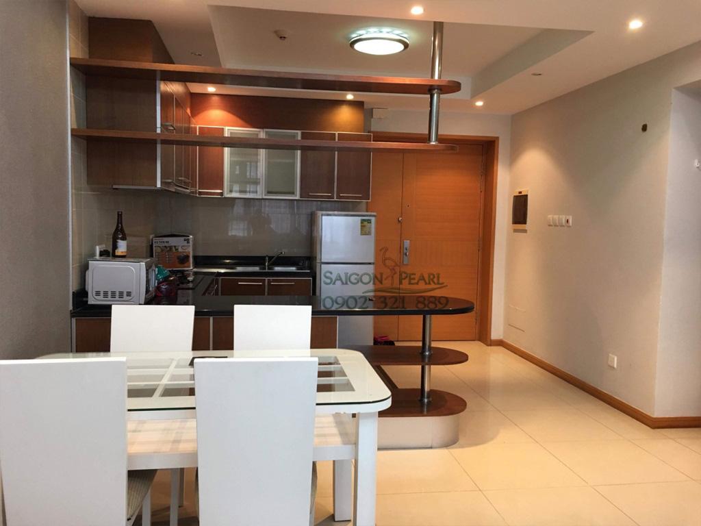 Topaz 2 Saigon Pearl cho thuê căn hộ 86m2 full nội thất tầng thấp giá rẻ