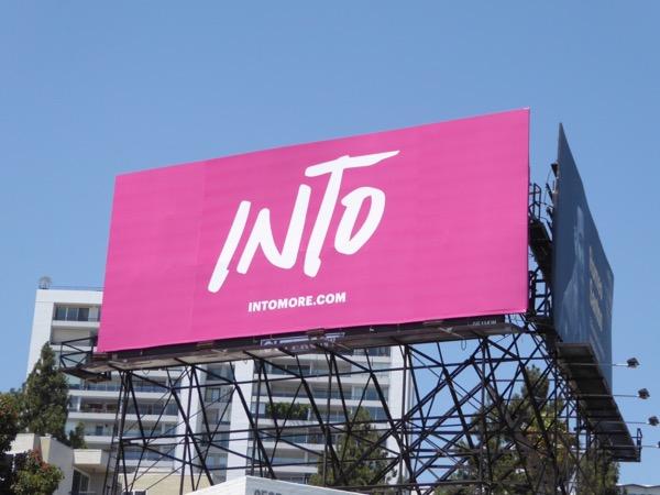 Into More Grindr billboard