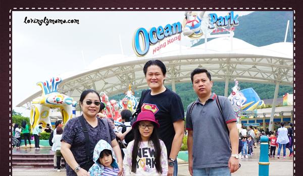 DIY Hong Kong Tour Itinerary - Hong Kong family tour - visit Hong Kong - Ocean Park Hong Kong