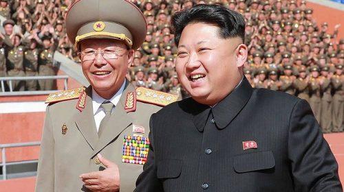 «Αναστήθηκε» ο στρατηγός που  δήθεν εκτέλεσε ο Κιμ Γιονγκ Ουν! η γνωστή προπαγάνδα της ελίτ!