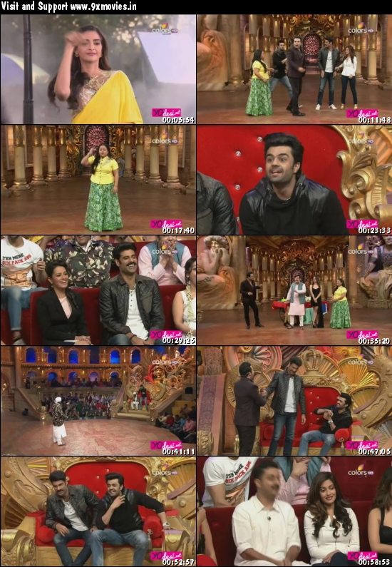 Comedy Nights Bachao 20 Feb 2016 HDTV 480p