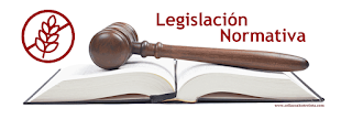 Legislación y Normativa. Celiacos. Sin Gluten