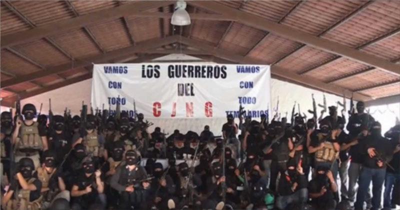 Objetivo del Cartel Jalisco Nueva Generación es exterminar a todos los integrantes del CIDA