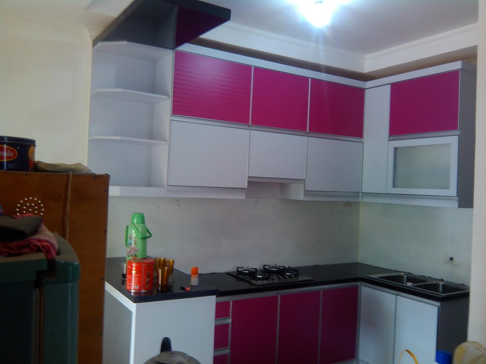 Kitchen Set Minimalis Pink Jakarta Gerobak Error 404 Jakarta Gerobak