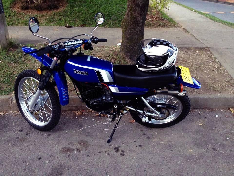 Las Mejores Motos 2 Tiempos Motos Yamaha Climatic 175