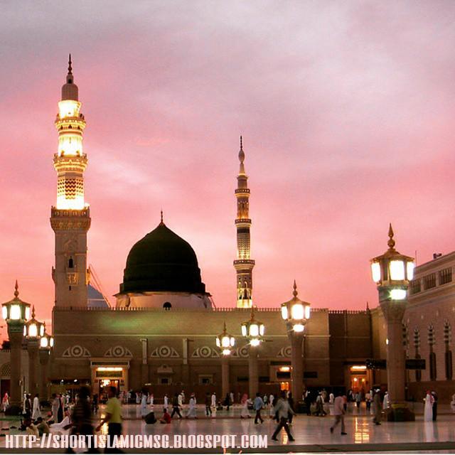 Beautiful Masjid Nabawi HD Wallpaper Download