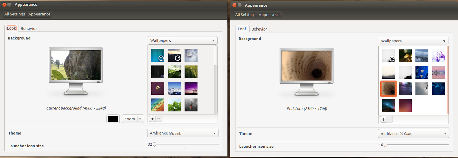 Smaller unity launcher icons in Ubuntu 14.04 Trusty Tahr