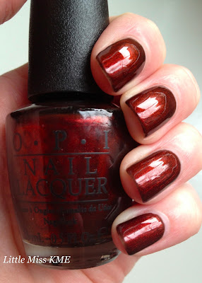 OPI, Germany Collection, 2012