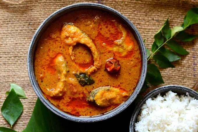 Fish Curry | Fish Curry Recipe