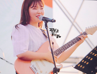 AKMU Suhyun at the Someday Festival