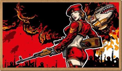 Red Alert 3 Free Download PC Games