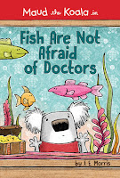 Cover of Fish Are Not Afraid of Doctors by J.E. Morris