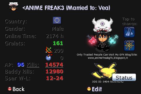 Anime Freak GFX