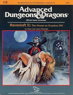 The Other Side blog: ravenloft