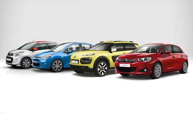 Citroen%2BRange Δείτε όλα τα μοντέλα της Citroën στην Αυτοκίνηση 2015