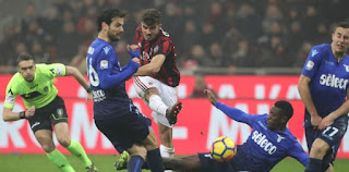 Lazio vs  AC Milan Live Streaming online Today 28.02.2018 Italy Cup