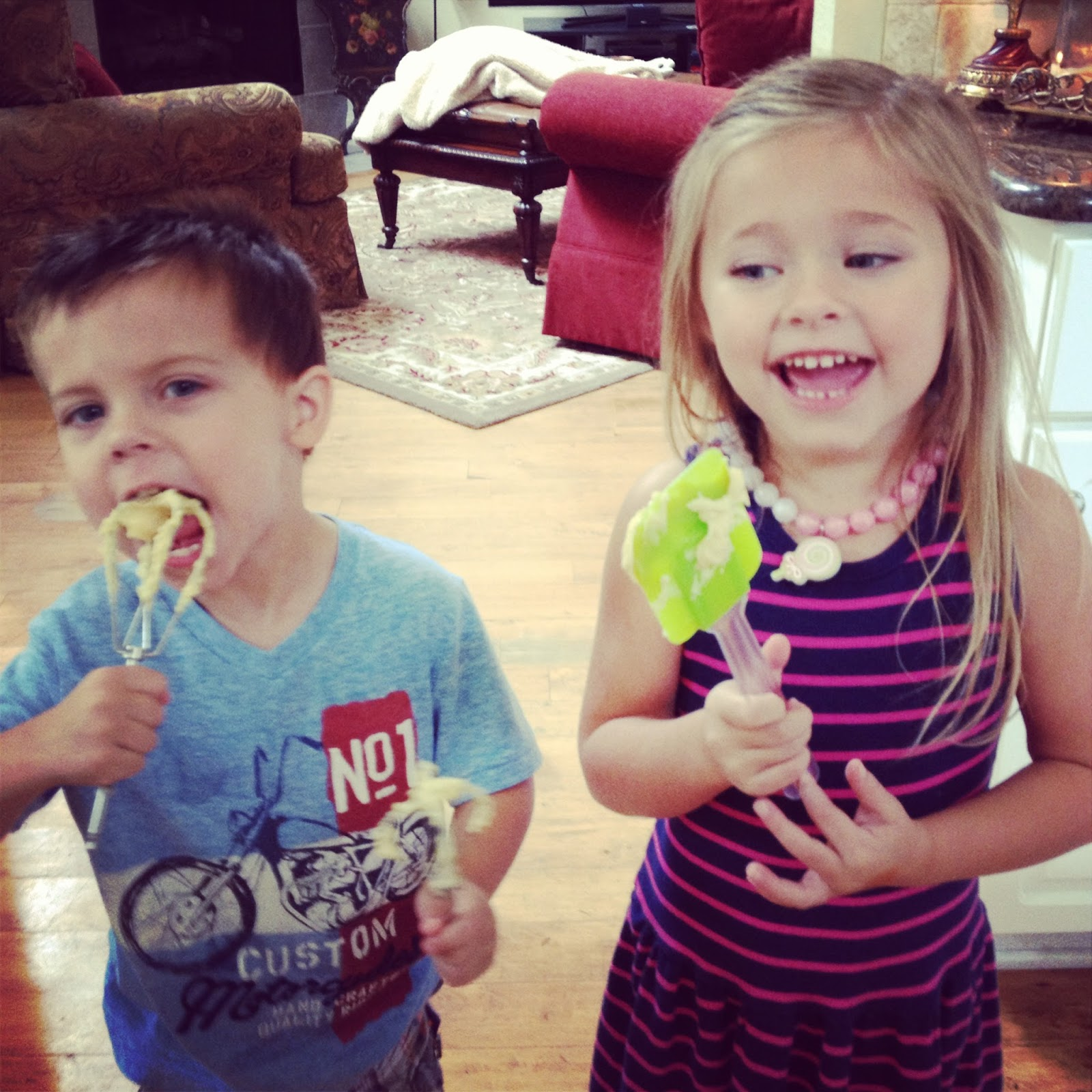 , Fifty Two Shades of Shay: Holiday Baking with your Kids