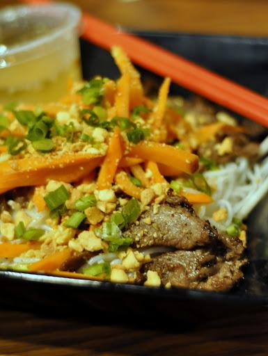 Vietnamese-Noodle-Salad-Beef-Ninja-City-Cleveland-OH-tasteasyougo.com