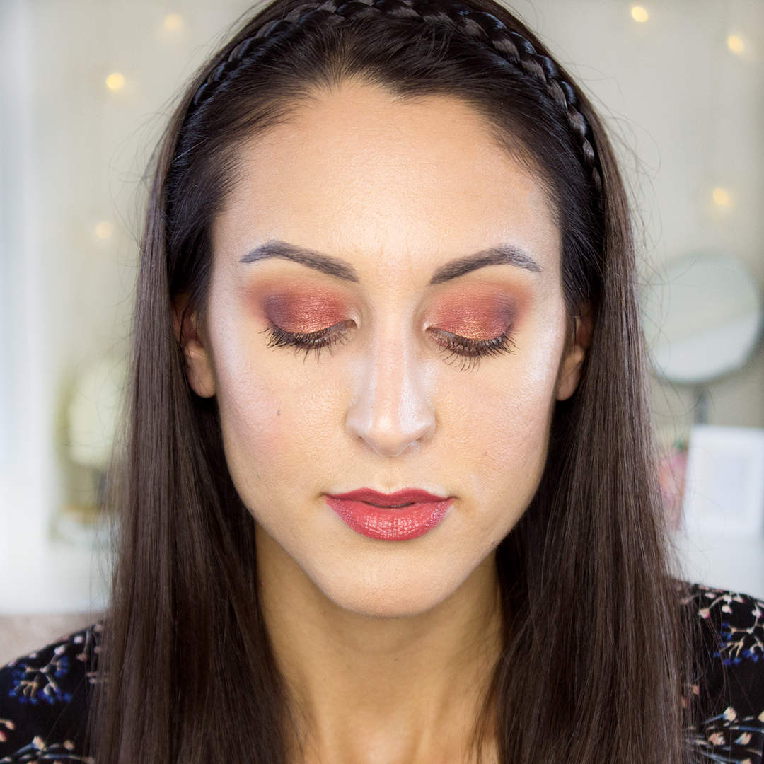 Tarte Good For You Glamour Makeup Look