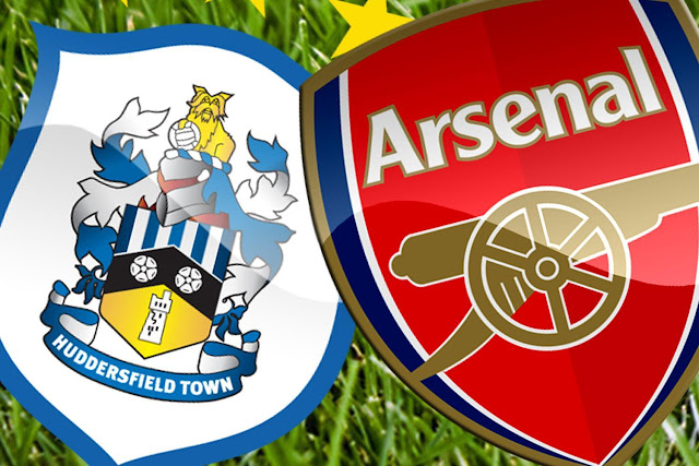 Huddersfield vs Arsenal Full Match And Highlights 13 May 2018