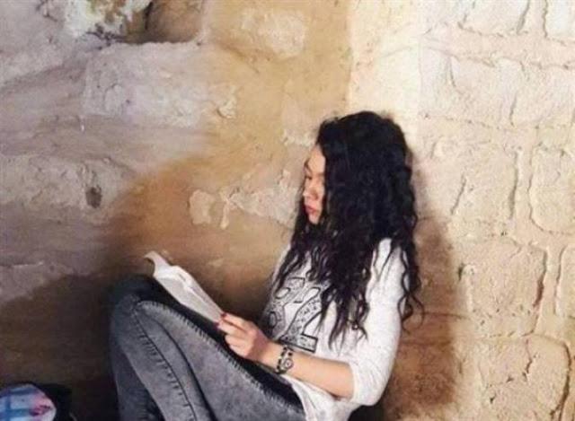 صور| فتاة أردنية تنتحر وتترك رسالة تهز العالم..!! اليكم نص الرسالة التي هزت العالم .. ما سبب انتحارها؟