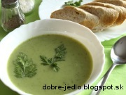 Hustá brokolicová polievka - recept