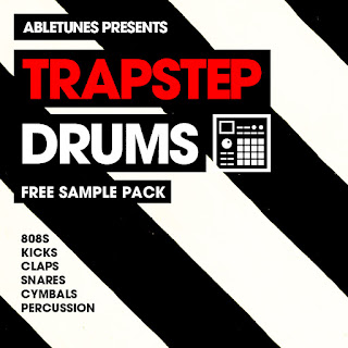 Download Free Trapstep Drums sample pack By Abletunes