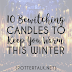 10 Harry Potter Inspired Candles to Keep You Warm This Winter