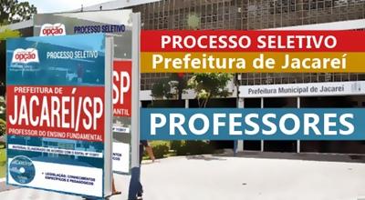 Apostila Prefeitura de Jacareí-SP 2017 Professor