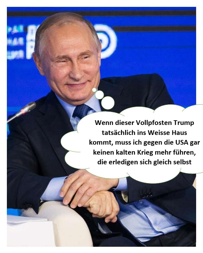 Lupe, der Satire-Blog: Best of Donald Trump (Bilder