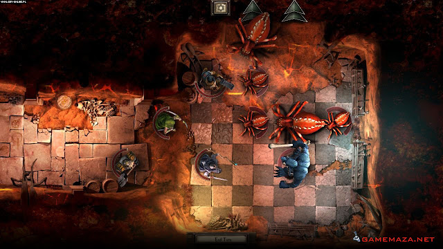 Warhammer Quest Gameplay Screenshot 3