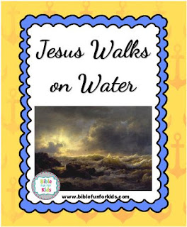 http://www.biblefunforkids.com/2014/08/jesus-walks-on-water.html
