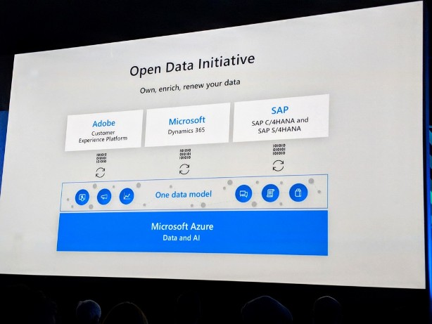 Microsoft, Adobe dan SAP Memperluas Open Data Initiative