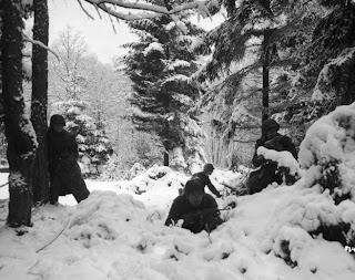 Image result for battle of the bulge ww2