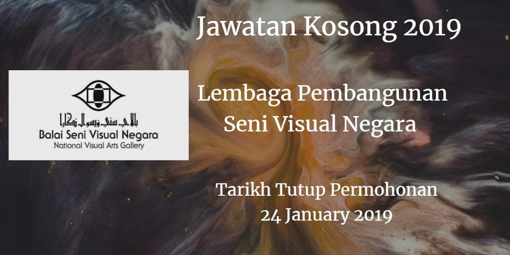 Jawatan Kosong LPSVN 24 January 2019
