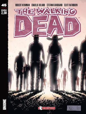 The Walking Dead #45: Unione