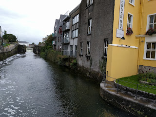 A waterfront shot from Galway