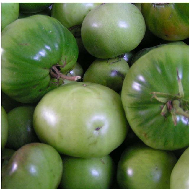 Mermelada de tomates verdes - Morrico Fino