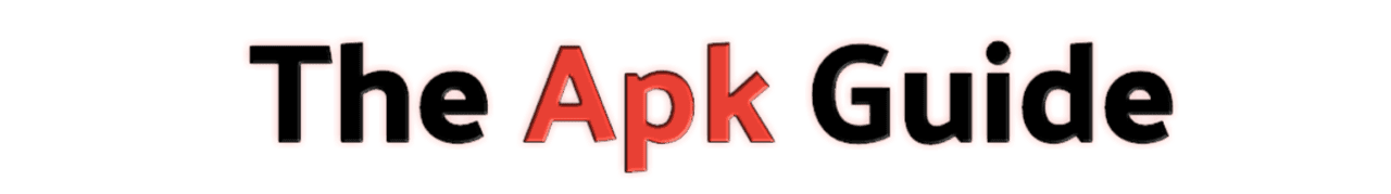 The Apk Guide