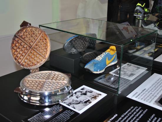 Nike waffle iron