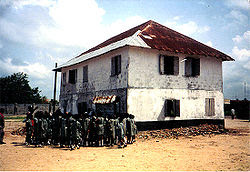 nigeria slave trade center badagry lagos