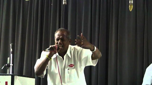 పల్లెపాటకు పట్టాభిషేకం అందెశ్రీ