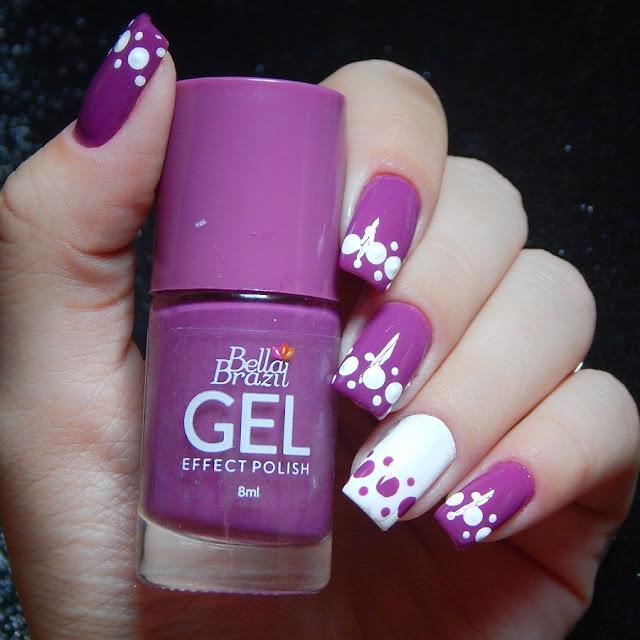 nail-art-polka