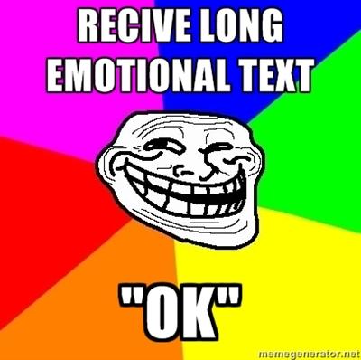 """Trollface """"OK"""""""