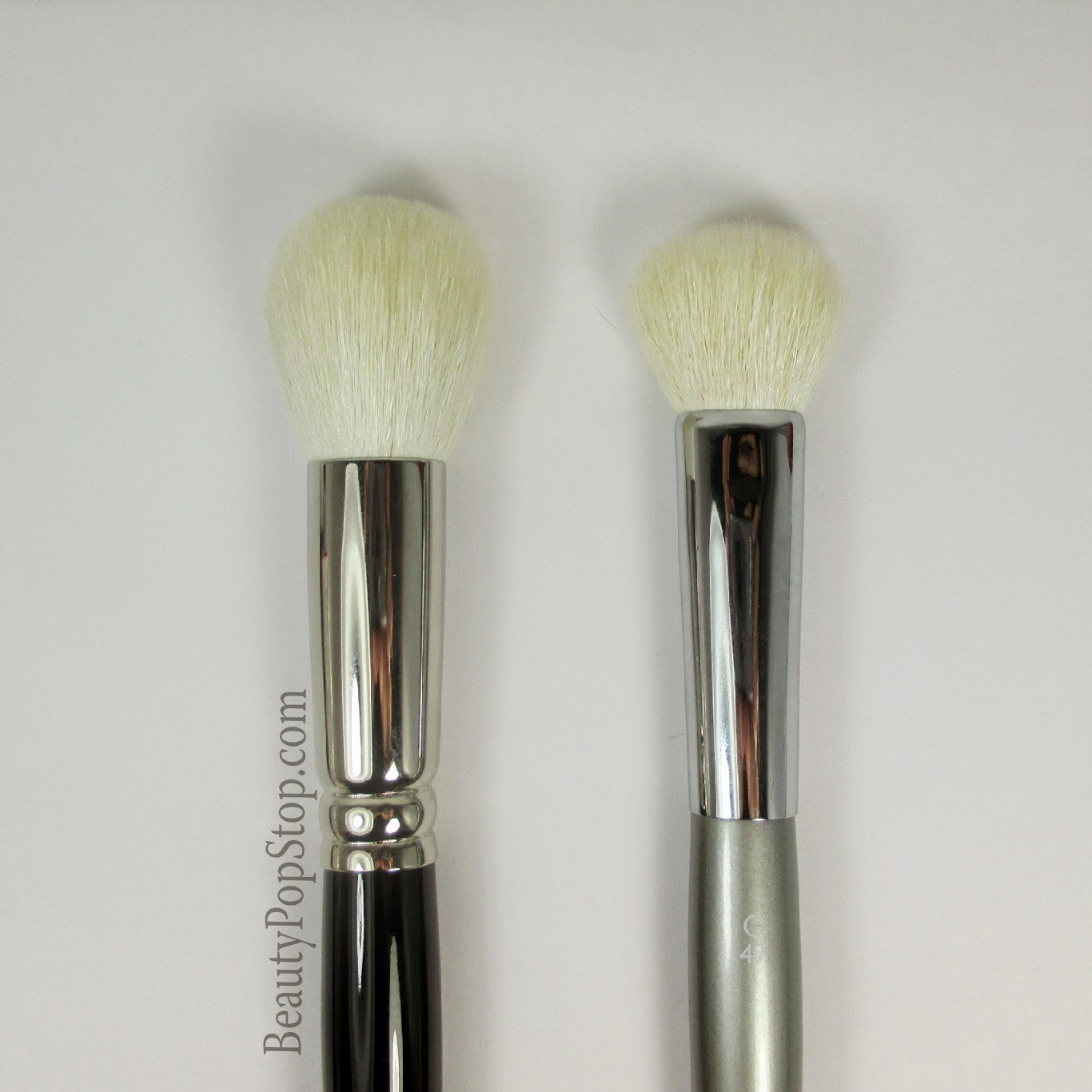 hakuhodo j210 vs esum g47 japanese makeup brush comparison