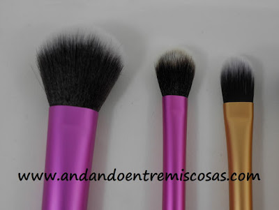 Exclusive Brush Set Real Techniques (Imitación)