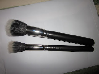 MAC 187 and 188 Stippling Brushes