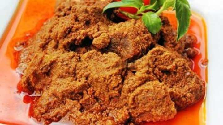 Resep Cara Membuat Rendang Daging Sapi Yang Empuk