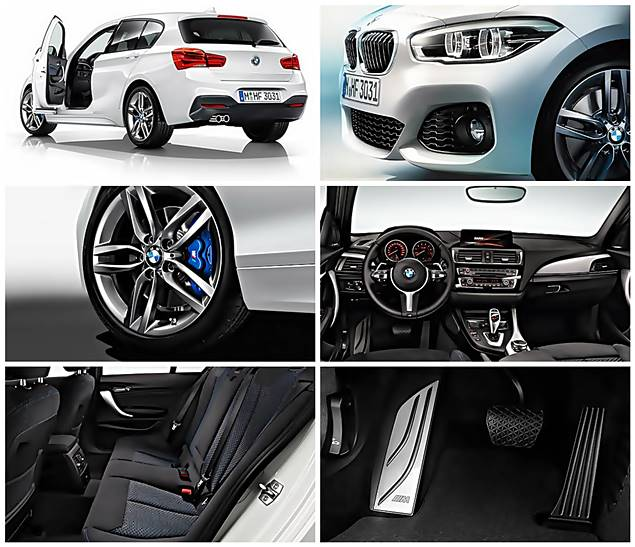 2016 BMW 118i M Sport Review